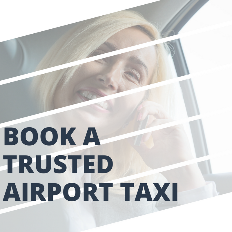 Book yourself a trusted taxi from London City Airport