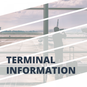 London City Airport Terminal Information