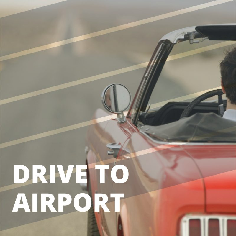 Getting to London City Airport - drive to the airport