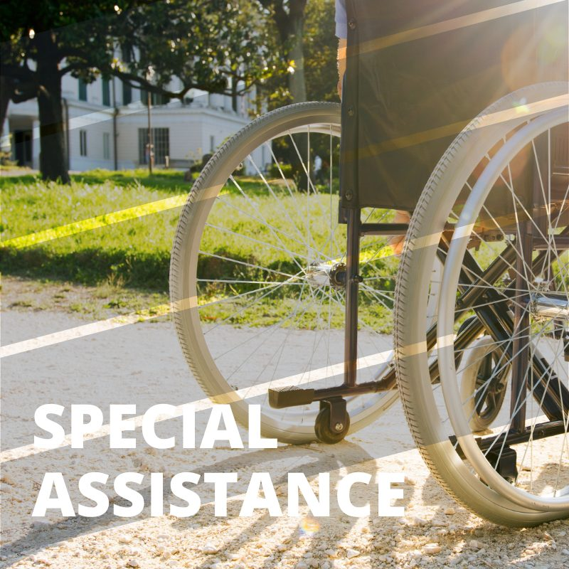 special assistance